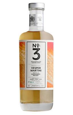 No.3 Vesper Martini, Bottled Cocktail (28.6%)