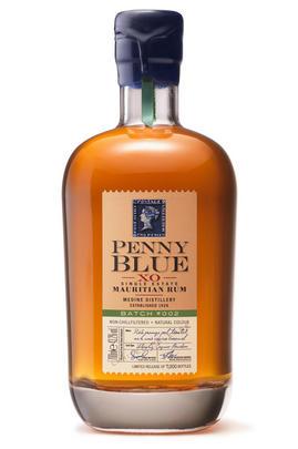 Penny Blue, XO Single Estate, Batch 2, Rum, Mauritius (43.2%)