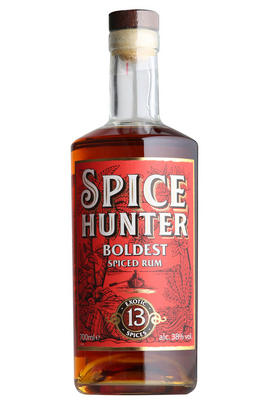 Spice Hunter, Mauritian Spiced Rum (38%)