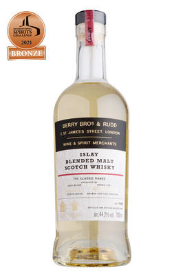 Berry Bros. & Rudd Classic Islay, Blended Malt Scotch Whisky (44.2%)