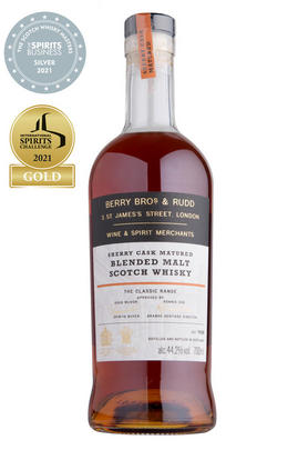 Berry Bros. & Rudd Classic Sherry Cask, Blended Scotch Whisky (44.2%)