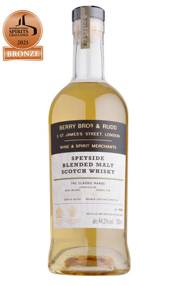 Berry Bros. & Rudd Classic Speyside, Blended Malt Scotch Whisky (44.2%)