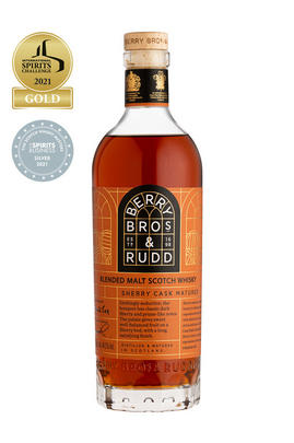 Berry Bros. & Rudd Classic Sherry Cask, Blended Malt Scotch Whisky  (44.2%)