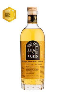 Berry Bros. & Rudd Classic Speyside, Blended Malt Scotch Whisky (44.2%)