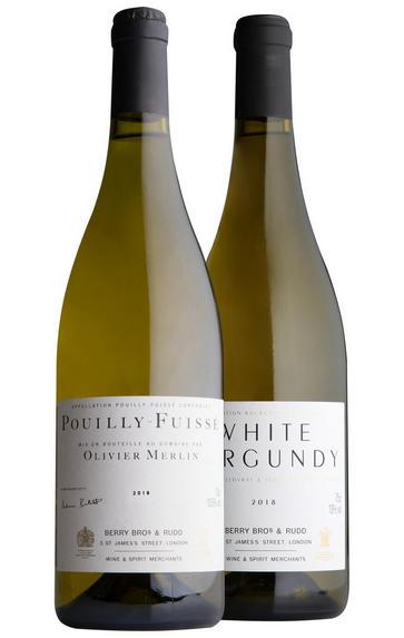 The White Burgundy Upgrade, 12-Bottle Mixed Case