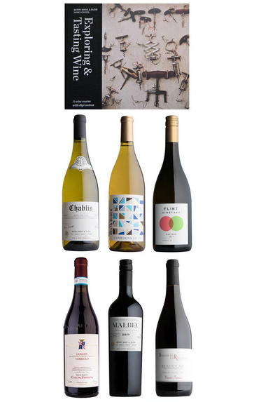 Taste of Wine School, Six-Bottle Case