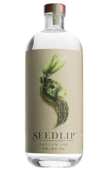 Seedlip Garden 108, Distilled Non-Alcoholic Spirit, Gift Box