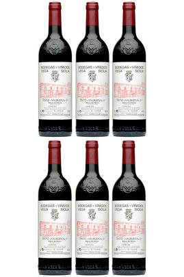 Valbuena Vertical Collectors Case 2006-2011, Vega Sicilia, Ribera del Duero, Spain (6 x 75cl)