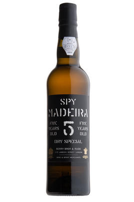 Berry Bros. & Rudd Spy, 5-Year-Old Dry Madeira, Portugal