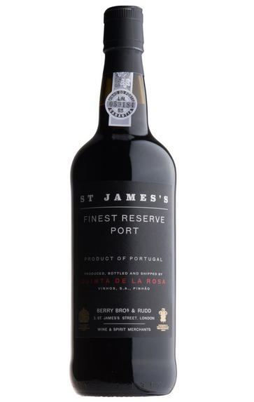 Berry Bros. & Rudd St James's Finest Reserve Port