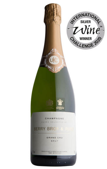 Berry Bros. & Rudd Champagne by Mailly, Grand Cru