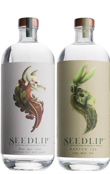 Seedlip Spice 94 & Garden 108 Gift Pack (2x20cl)