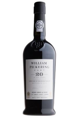 Berrys' William Pickering, 20-year-old Tawny Port