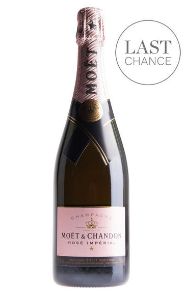 Champagne Moët & Chandon, Impérial, Rosé, Brut