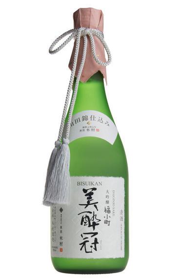 Fukukomachi Bisuikan, Daiginjo Genshu, Sake, Kimura Brewery