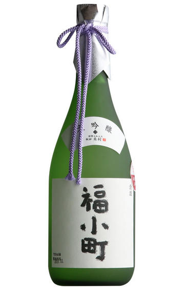 Fukukomachi, 'Daiginjo' Sake, Akita Prefecture, Kimura Brewery