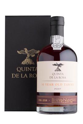 Quinta de la Rosa, 30-Year-Old, Tawny Port, Portugal (Anniversary Edition Gift Box)