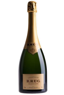 Champagne Krug, Grande Cuvée, 166ème Édition, Brut