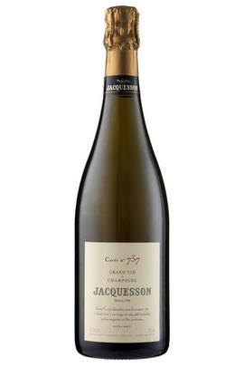 Champagne Jacquesson, Cuvée 737, Dégorgement Tardif, Extra Brut