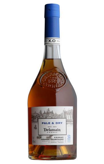 Delamain, Pale & Dry, XO, Grande Champagne Cognac (40%)