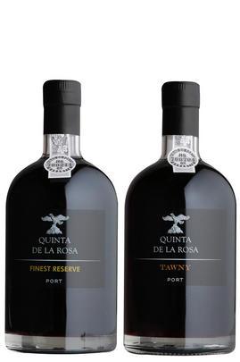 Quinta de la Rosa Finest Reserve & Tawny Port Gift Box Duo, Portugal