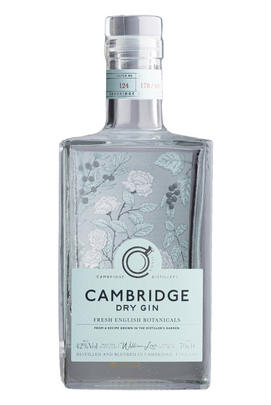 The Cambridge Dry Gin,(42%)
