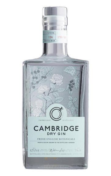 The Cambridge Dry Gin,(42%)