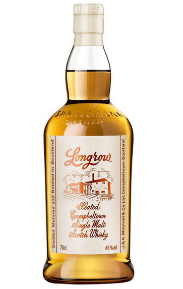 Longrow, Peated, Campbeltown, Single Malt Scotch Whisky (46%)