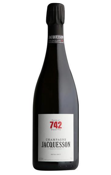 Champagne Jacquesson, Cuvée 742, Extra Brut