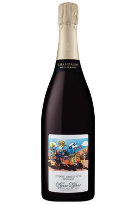 Champagne Pierre Péters, L'Étonnant Monsieur Victor, Edition MK 12, Blanc de Blancs, Grand Cru, Brut