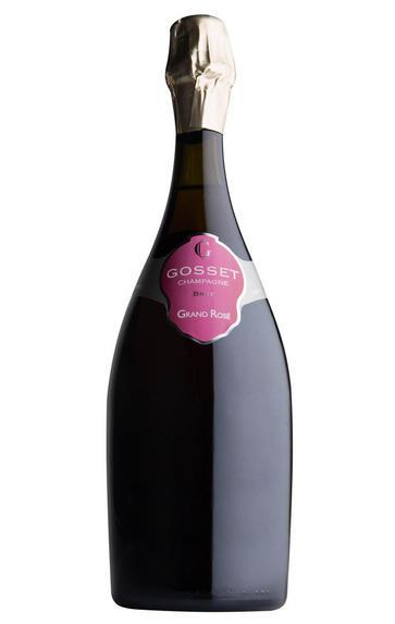 Champagne Gosset, Grand Rosé, Brut