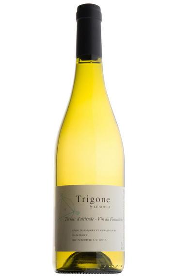 Le Soula, Trigone Blanc N18, Vin de France