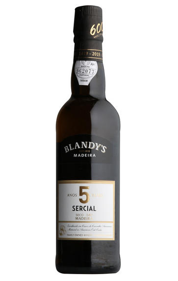 Blandy's, Sercial, 5-Year-Old, Madeira, Portugal