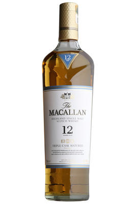 The Macallan, 12 Year-Old, Triple Cask, Malt Scotch Whisky (40%)