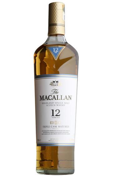 The Macallan, 12 Year-Old, Triple Cask, Malt Scotch Whisky (40%)