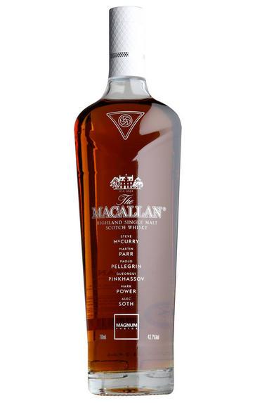 Macallan, Masters of Photography, 7th ed,Highland Single Malt (44%)