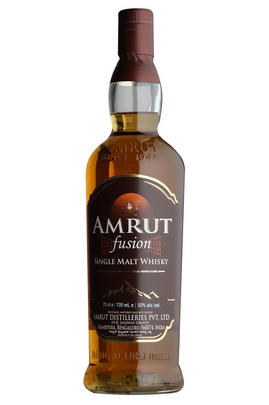 Amrut, Fusion, Indian Malt Whisky (50%)