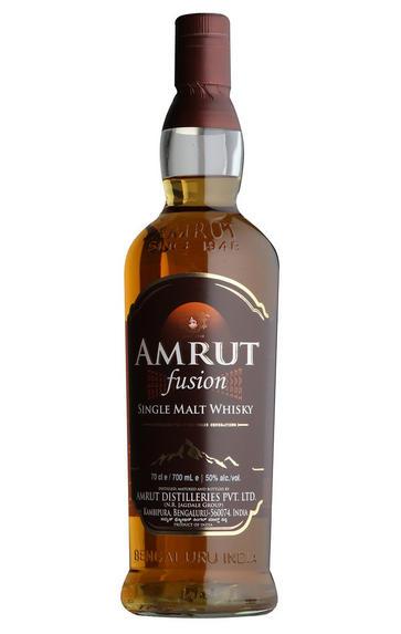 Amrut, Fusion, Indian Malt Whisky (50%)