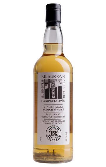 Kilkerran 12-Year-Old, Mitchell's Glengyle Distillery (46%)
