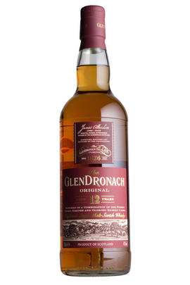 The Glendronach 12 Year-Old, Single Malt Scotch Whisky, 43.0%