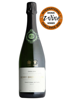 Berry Bros. & Rudd English Sparkling Wine by Hambledon