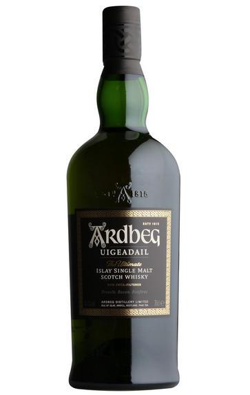 Ardbeg Uigeadail Islay, Single Malt Scotch Whisky, 54.2%