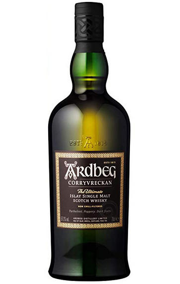Ardbeg Corryvreckan, Islay, Single Malt Scotch Whisky (57.1%)