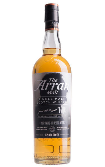 Arran J MacTaggart Anniversary, Isle of Arran, Single Malt, 54.2%