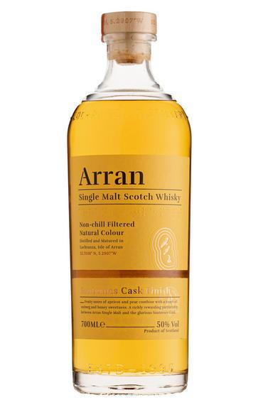 Arran, Sauternes Cask Finish, Isle of Arran, Single Malt Scotch Whisky (50%)