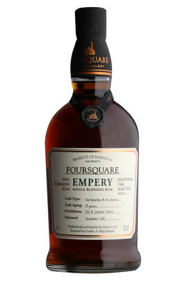 Foursquare, Empery, Bourbon and Sherry Casks, Barbados Rum (56%)