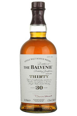 Balvenie, 30-year-old, Speyside, Single Malt Scotch Whisky (47.3%)