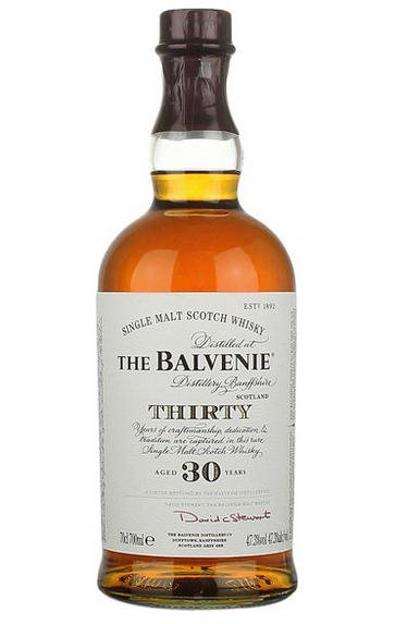 Balvenie, 30-year-old, Speyside, Single Malt Scotch Whisky (47.3%)