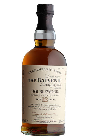 Balvenie Doublewood, 12-year-old, Speyside, Single Malt Whisky (40%)