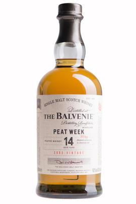 Balvenie Peat Week Aged, 14 Year Old, Single Malt Scotch Whisky
